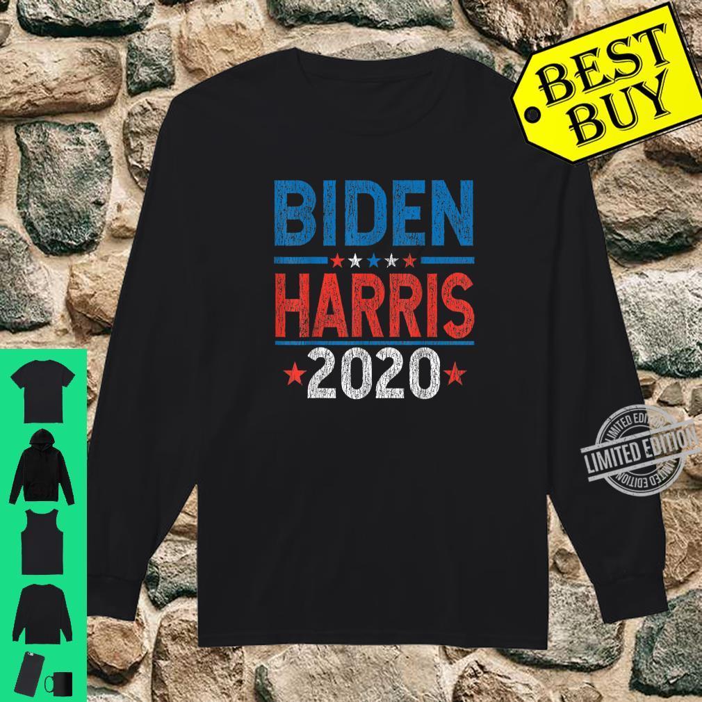 Retro Distressed Joe Biden Kamala Harris Biden Harris 2020 Shirt
