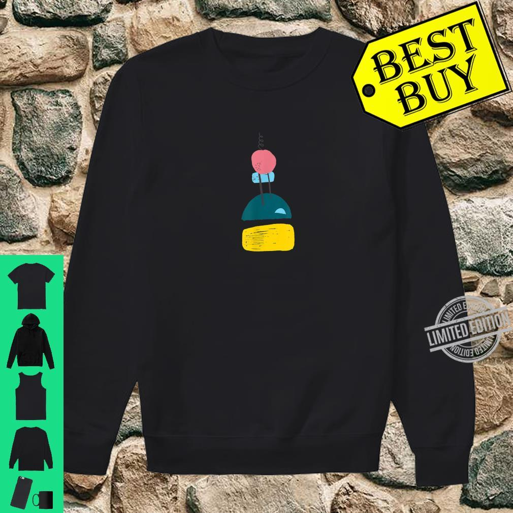 ICECREAM MOUNTAIN DESIGN Sweatshirt